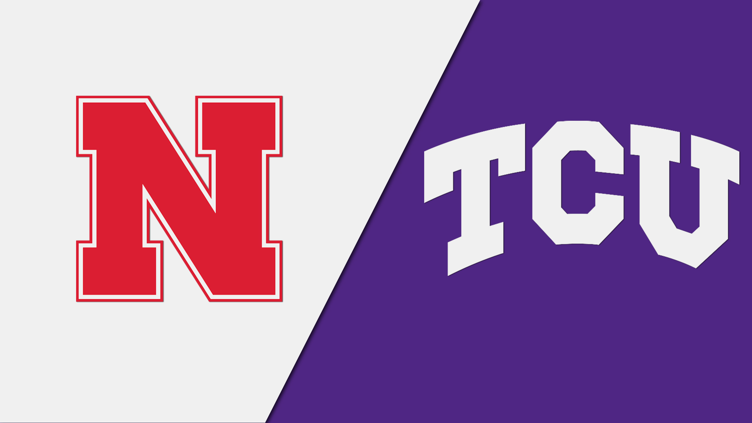 #4 Nebraska vs. #1 TCU (Second Round) (NIT) (re-air)