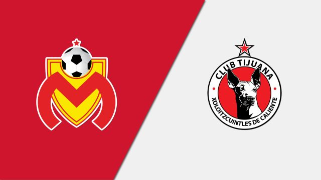 Tue, 2/18 - In Spanish-Morelia vs. Club Tijuana (Cuartos de Final, Partido de Vuelta) (Copa MX)