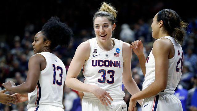 #6 UCLA vs. #2 Connecticut (Regional Semifinal) (NCAA Women's Basketball Championship)