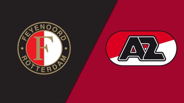 Feyenoord vs. AZ Alkmaar