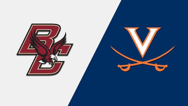 Boston College vs. #1 Virginia (W Soccer)