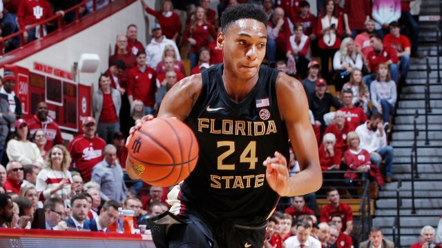 Notre Dame vs. #5 Florida State (M Basketball)