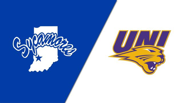 Indiana State vs. Northern Iowa (W Volleyball)