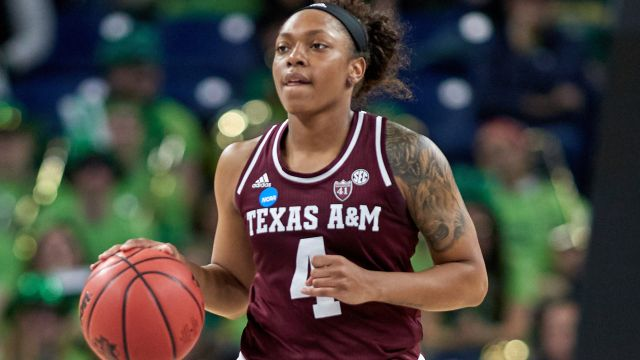 #15 Texas A&M vs. Alabama (W Basketball)