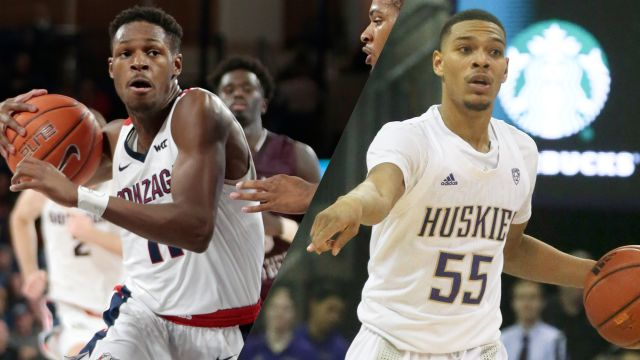 #9 Gonzaga vs. #22 Washington (M Basketball)