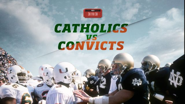 Catholics vs, Convicts