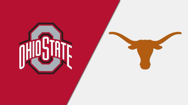 Ohio State Buckeyes vs. Texas Longhorns (re-air)