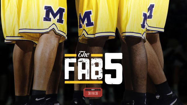 ESPN Filmes: The Fab Five