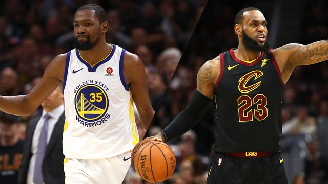 #2 Golden State Warriors vs. #4 Cleveland Cavaliers (Finals on ABC, Game 4)