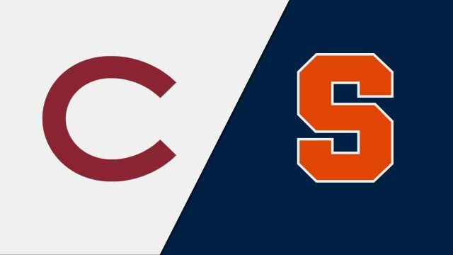 Colgate vs. Syracuse (W Soccer)