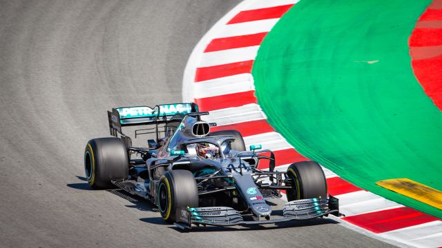 Formula 1 Emirates Spanish Grand Prix