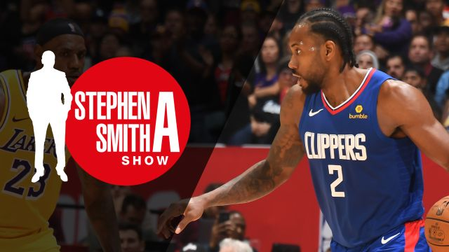 Wed, 10/23 - The Stephen A. Smith Show Presented by Progressive