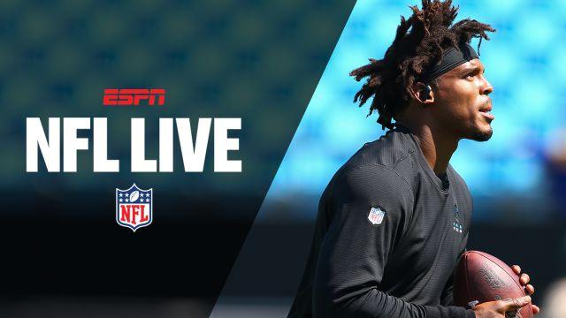Wed, 3/25 - NFL Live