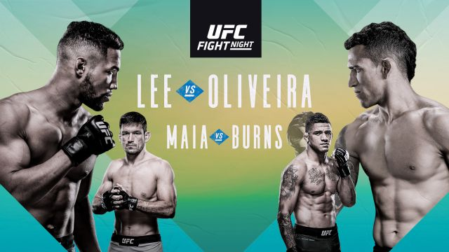 In Spanish-Kevin Lee vs. Charles Oliveira