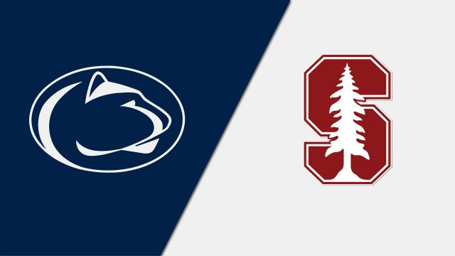 Sat, 12/14 - #11 Penn State vs. #3 Stanford (Regional Final) (NCAA Women's Volleyball Tournament)