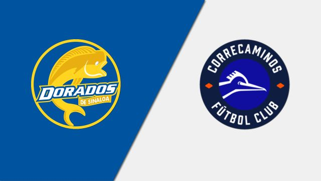 In Spanish-Dorados de Sinaloa vs. Correcaminos UAT (Jornada 1) (Ascenso MX)