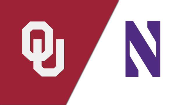 #1 Oklahoma vs. #16 Northwestern (Site 3 / Game 2) (NCAA Softball Super Regionals)