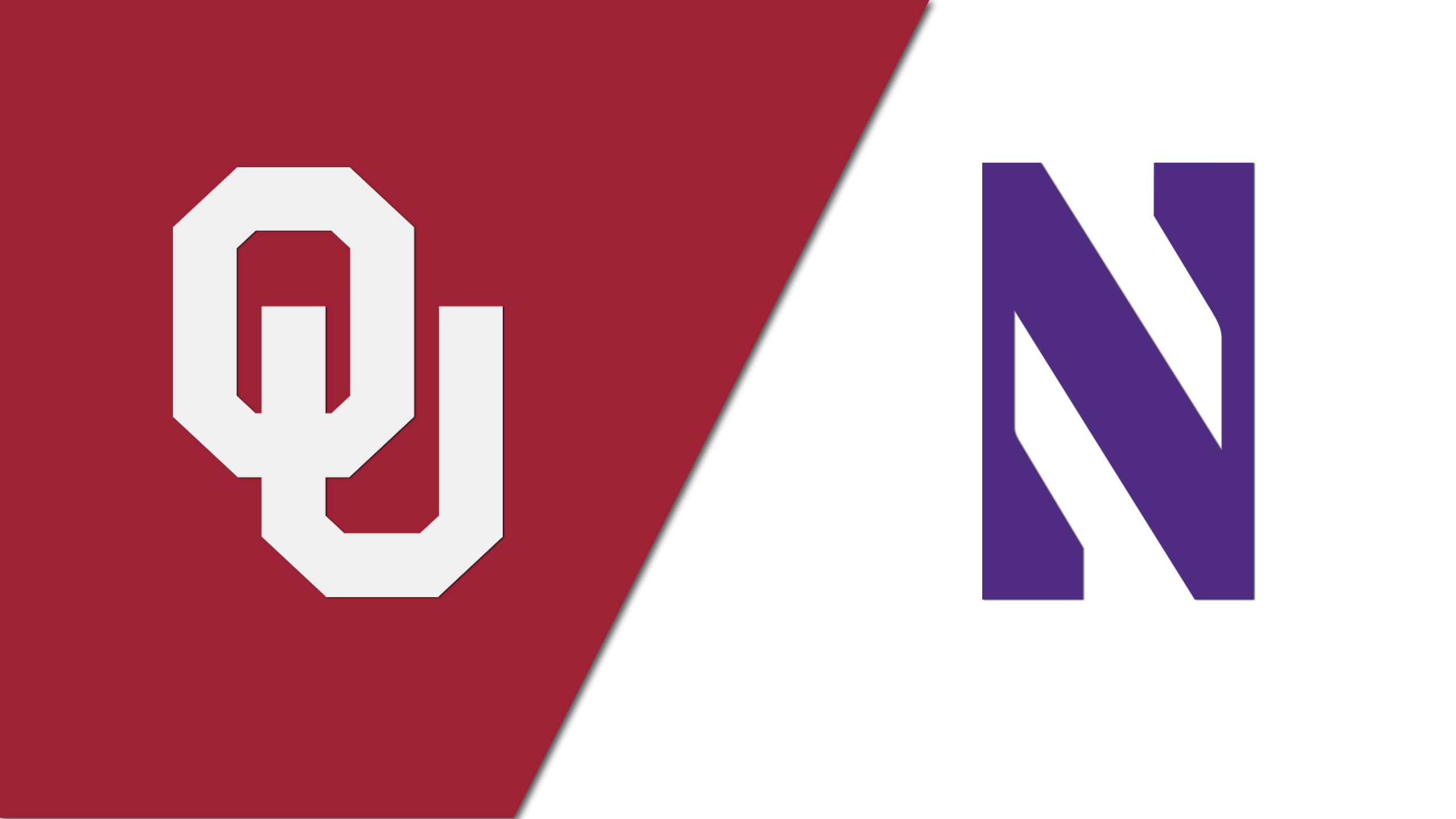 Oklahoma vs. Northwestern (Site 3 / Game 2)