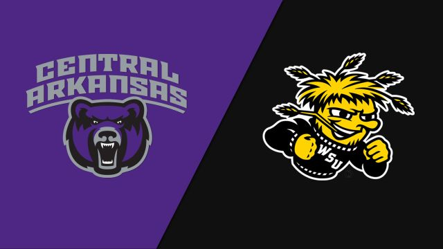 Central Arkansas vs. Wichita State (M Basketball)