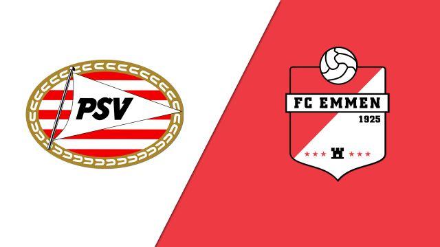 PSV vs. FC Emmen