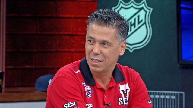 Helinho participa do ESPN League e fala sobre finais da NBA