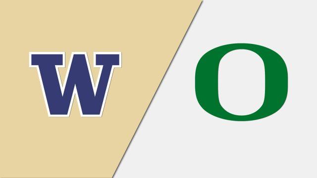 #8 Washington vs. Oregon (Softball)