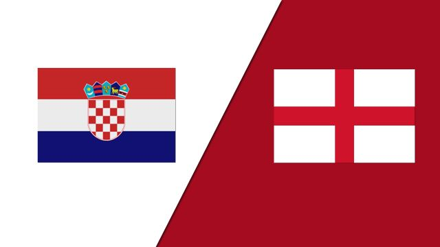 Croatia vs. England (Group Stage)