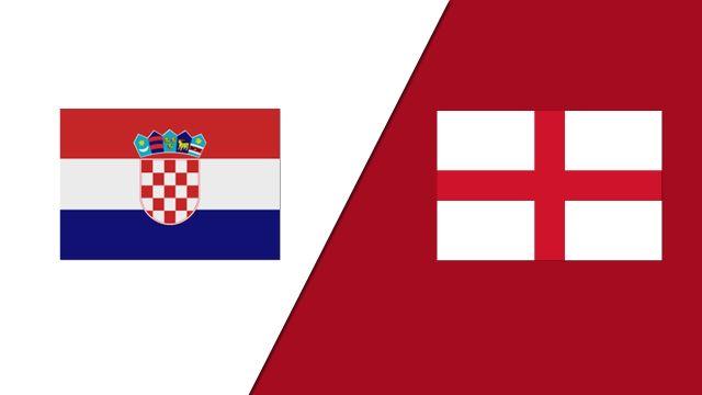 Croatia vs. England (Group Stage) (UEFA U-21 Championship)