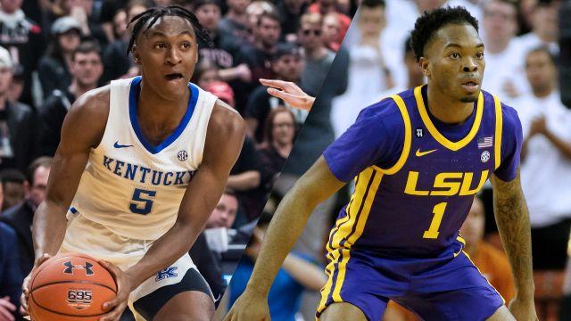 #10 Kentucky vs. LSU (M Basketball)