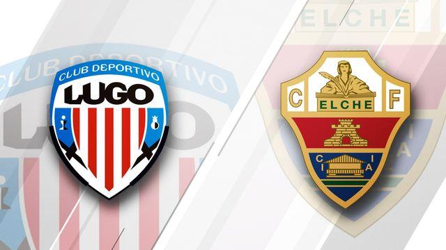 Lugo vs. Elche