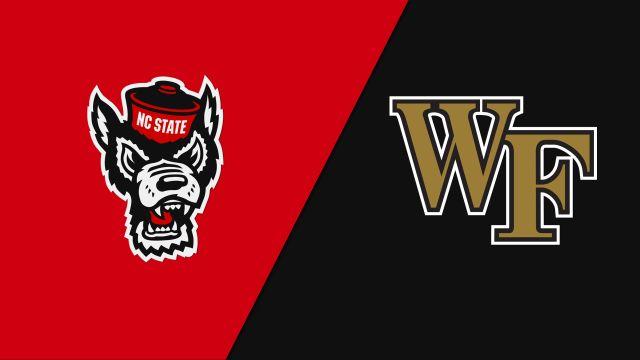 #8 NC State vs. Wake Forest (Baseball)