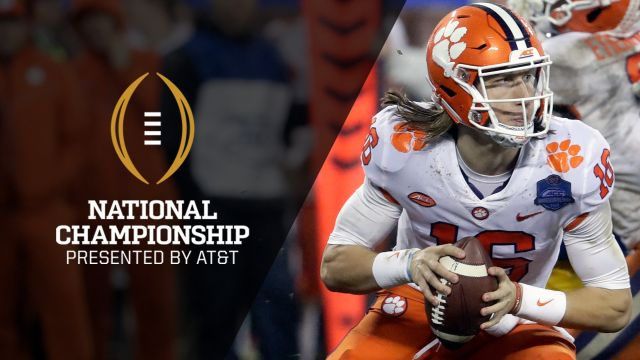 clemson radio 2 clemson vs 1 alabama cfp national championship