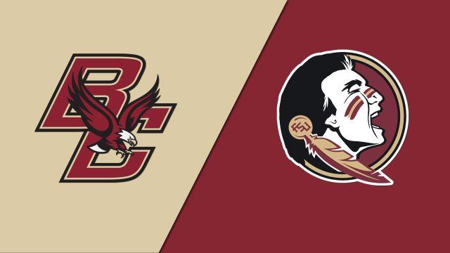 Boston College vs. #6 Florida State (W Soccer)