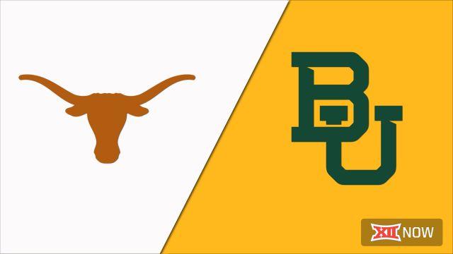 #1 Texas vs. #3 Baylor
