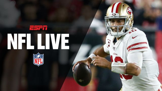Mon, 11/11 - NFL Live Presented by USAA