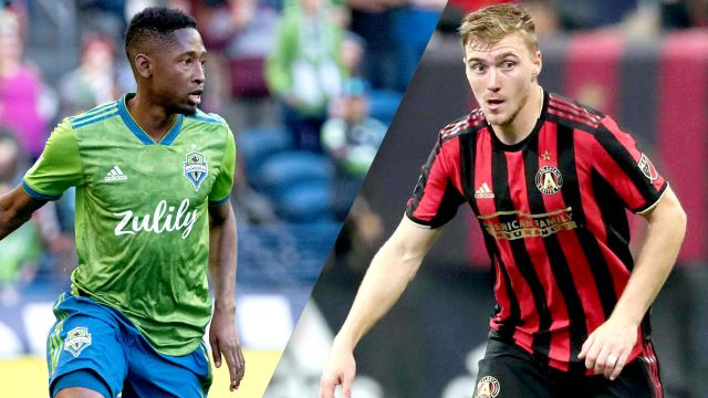 Seattle Sounders FC vs. Atlanta United FC (MLS)