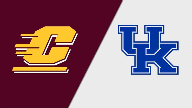 Central Michigan vs. Kentucky (W Soccer)