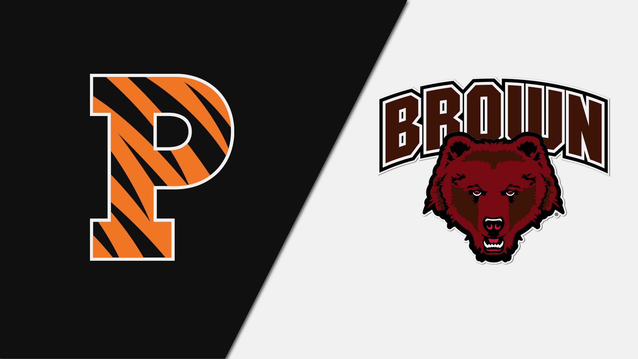 Princeton vs. Brown (Court 4) (M Tennis)