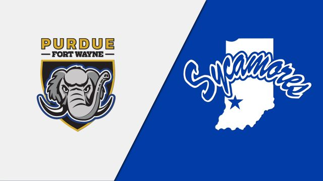 Purdue Fort Wayne vs. Indiana State (W Soccer)