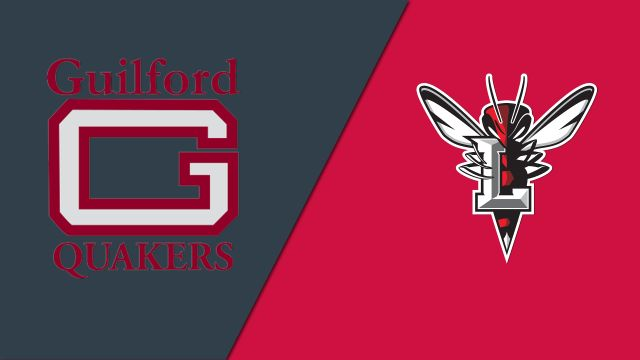 Guilford College vs. Lynchburg (W Basketball)