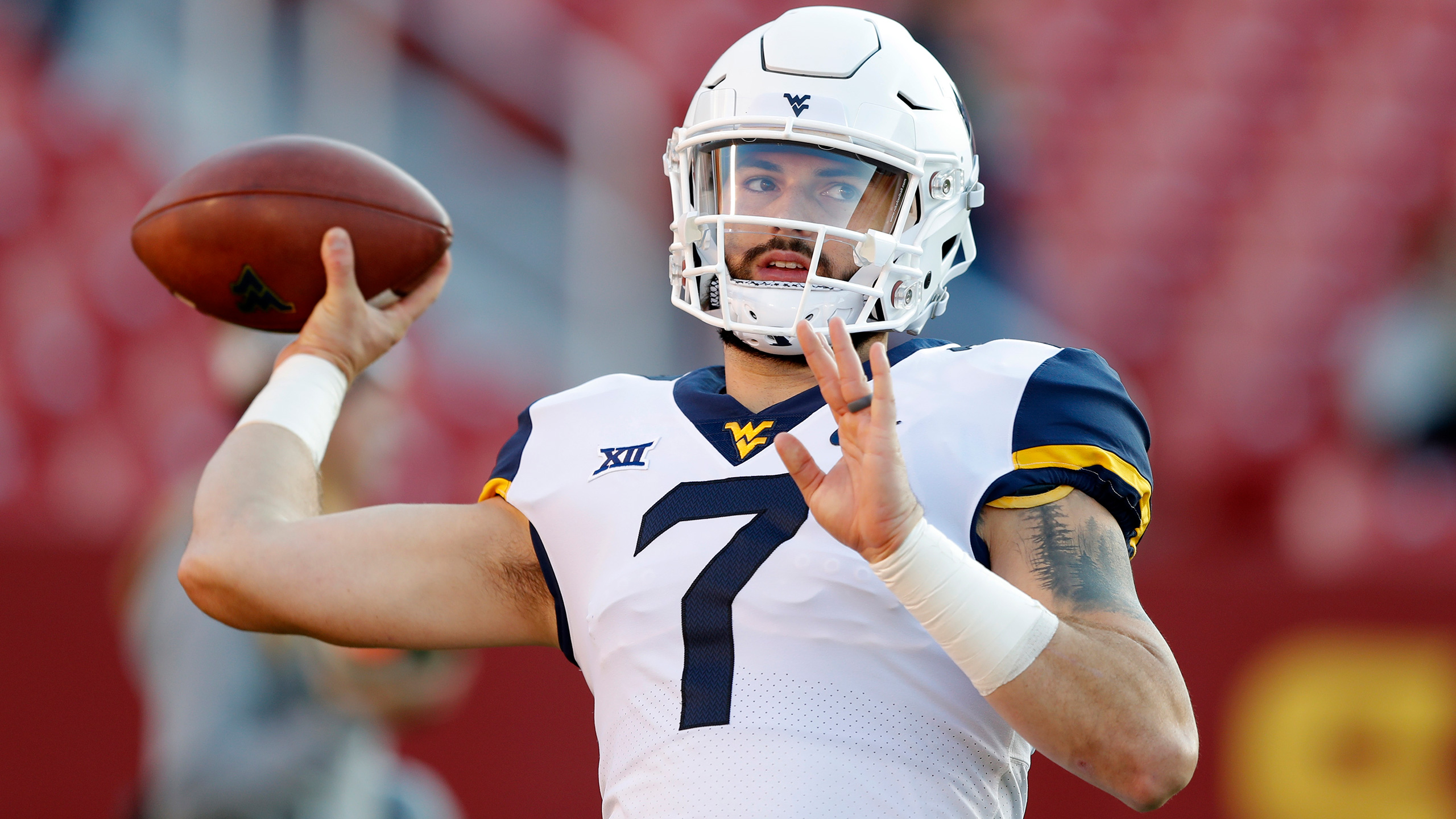 #9 West Virginia vs. Oklahoma State (Football)