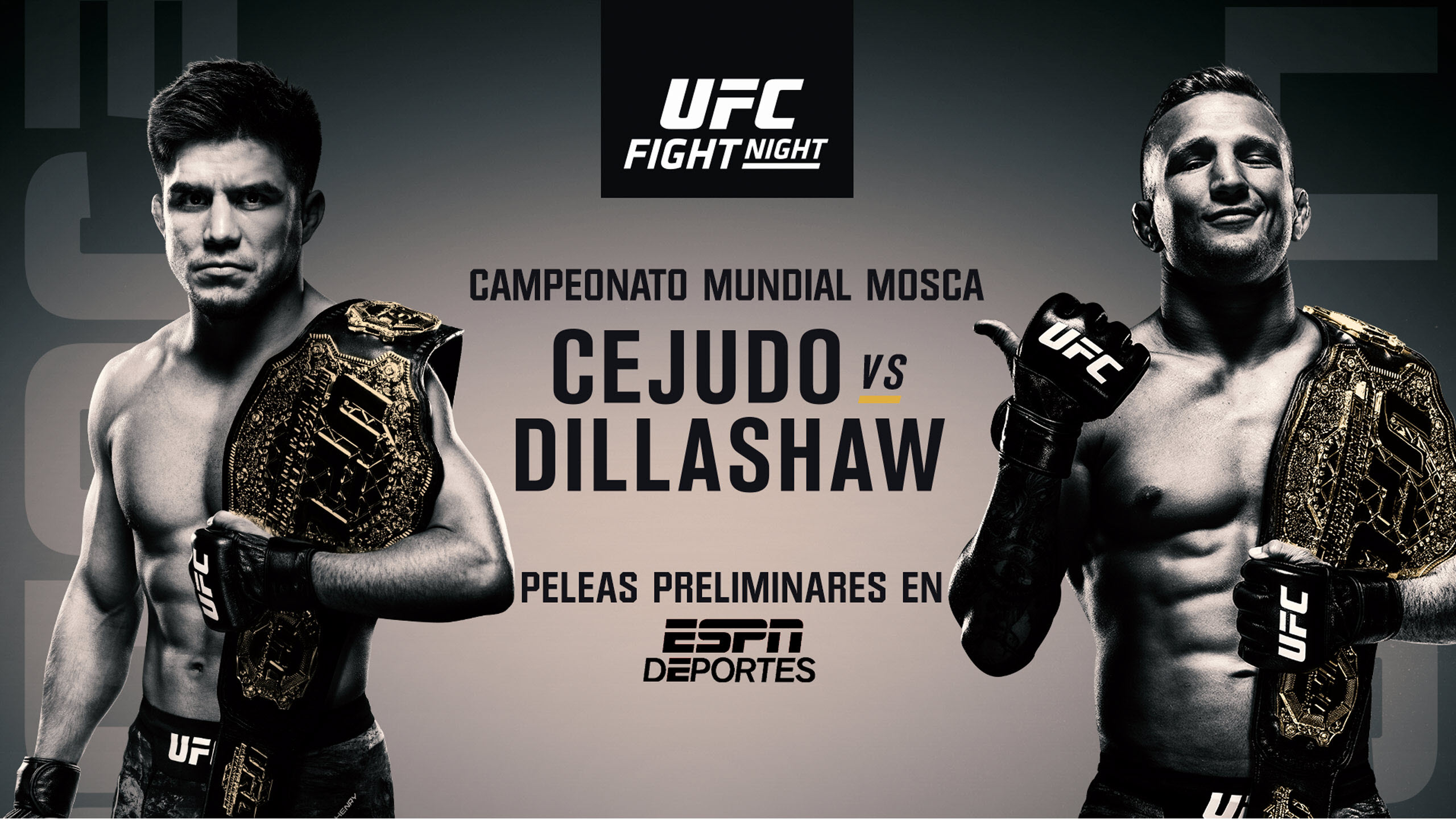 In Spanish - UFC on ESPN (Prelims)