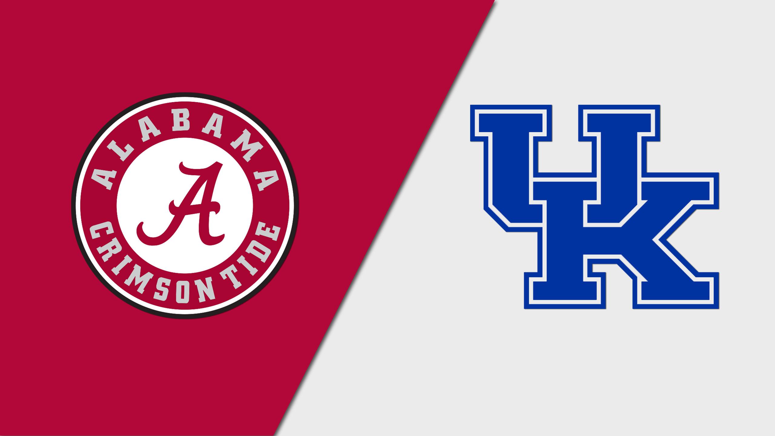Alabama vs. Kentucky (W Gymnastics)