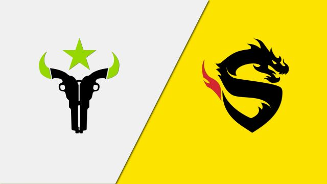 Houston Outlaws vs. Shanghai Dragons