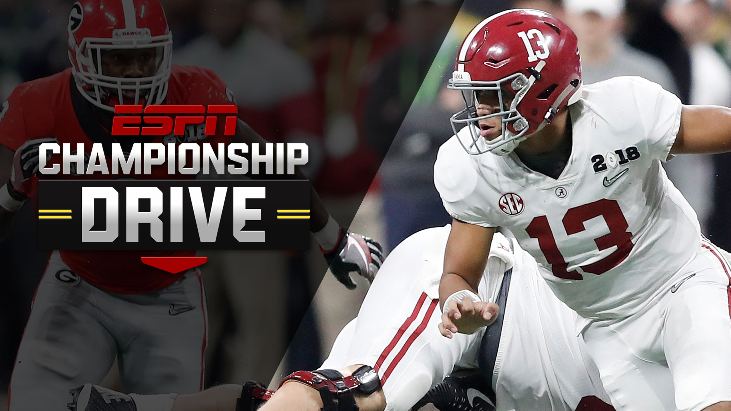 Thu, 12/6 - Championship Drive: Path to the Playoff Presented by AT&T