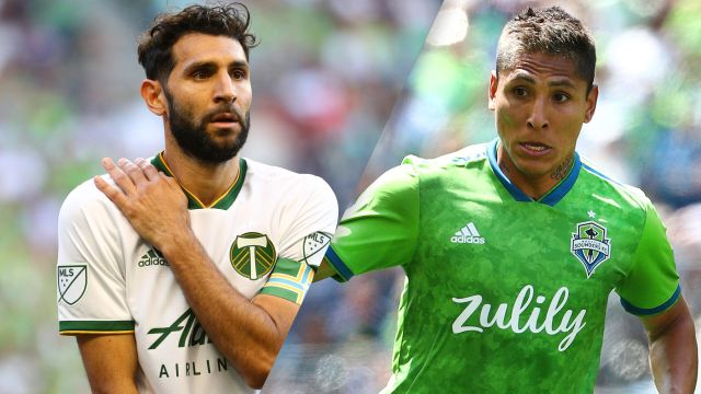 Fri, 8/23 - Portland Timbers vs. Seattle Sounders FC (MLS)
