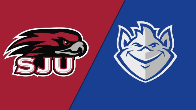 Saint Joseph's vs. Saint Louis (M Basketball)
