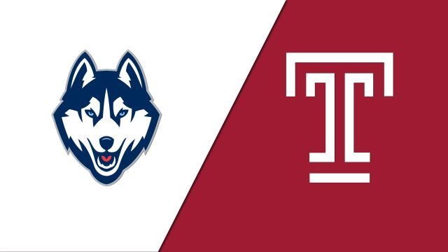 Thu, 2/20 - UConn vs. Temple (M Basketball)