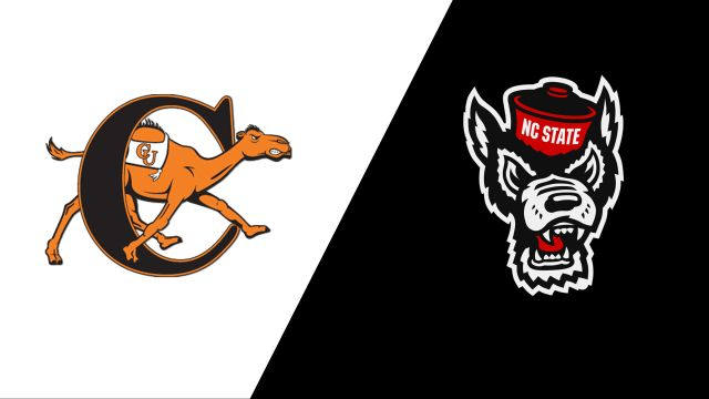 Campbell vs. NC State (Site 10 / Game 1)