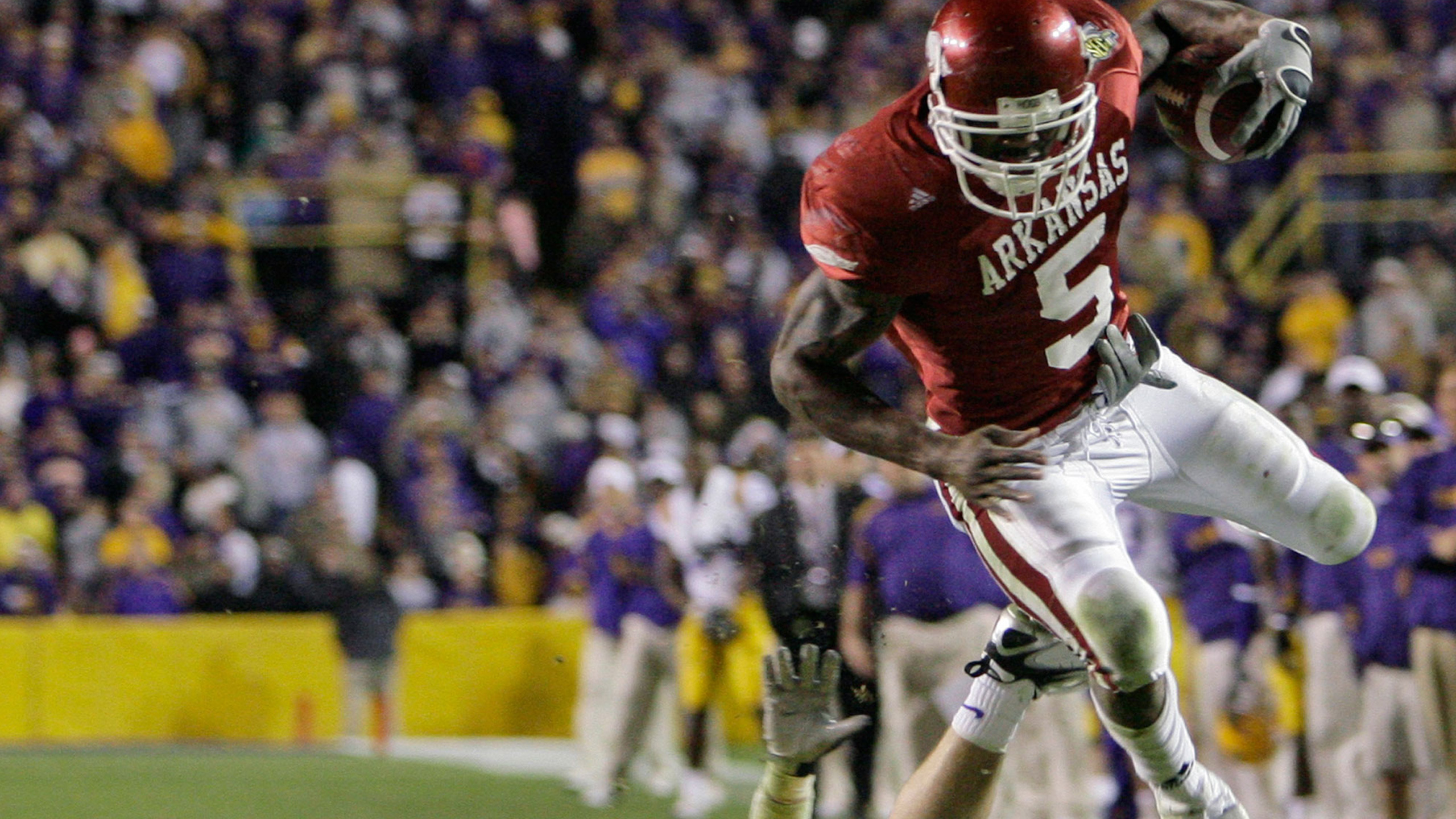 Arkansas vs. LSU - 11/23/2007 (re-air)